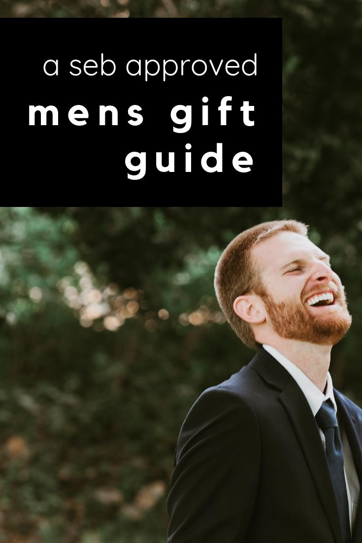 seb approved mens gift guide