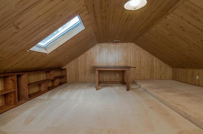 attic/office