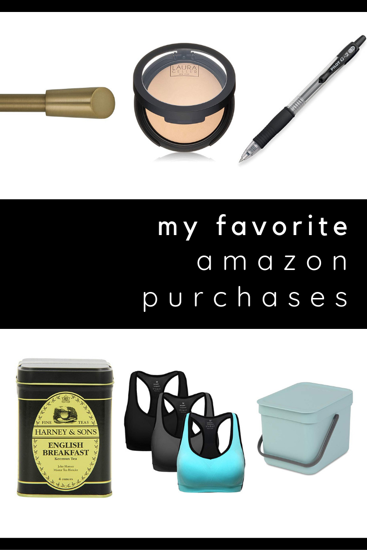 braceybee amazon favorite purchases
