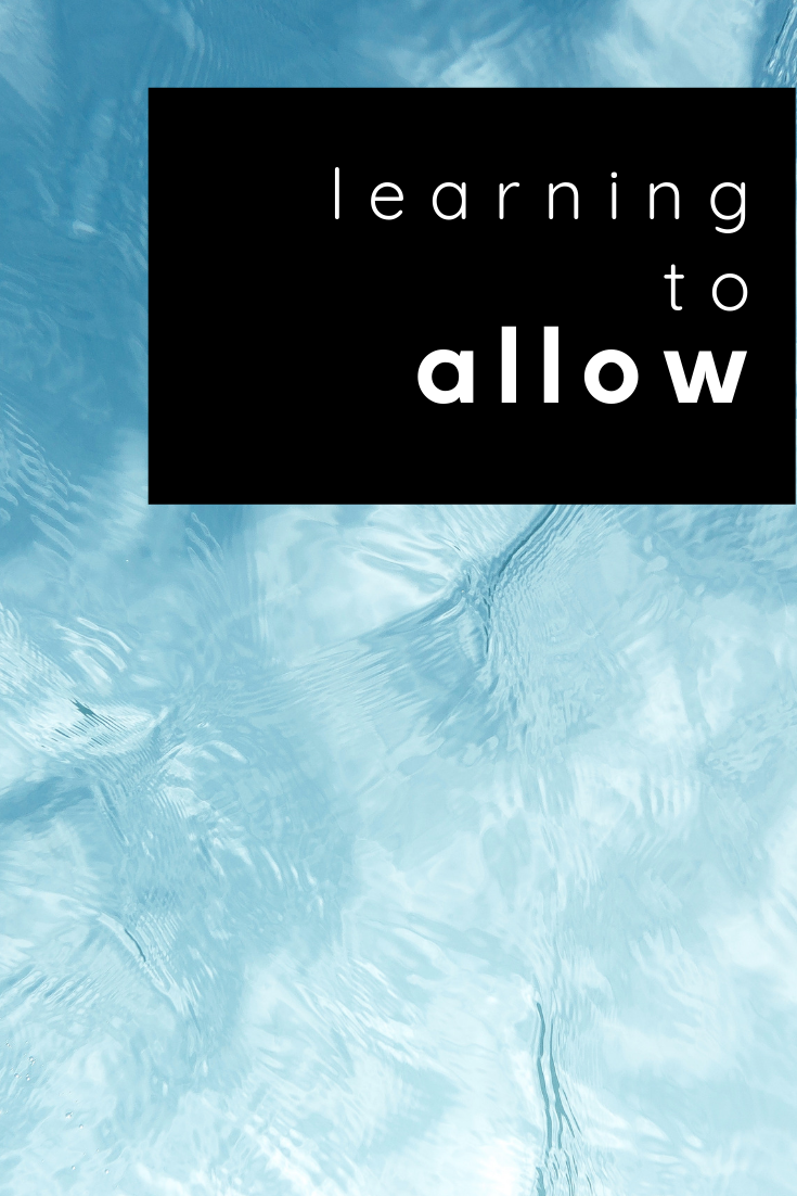 learning to allow