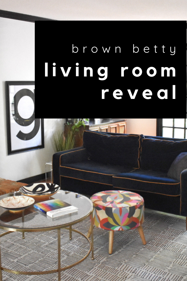 brown betty: living room 1.0