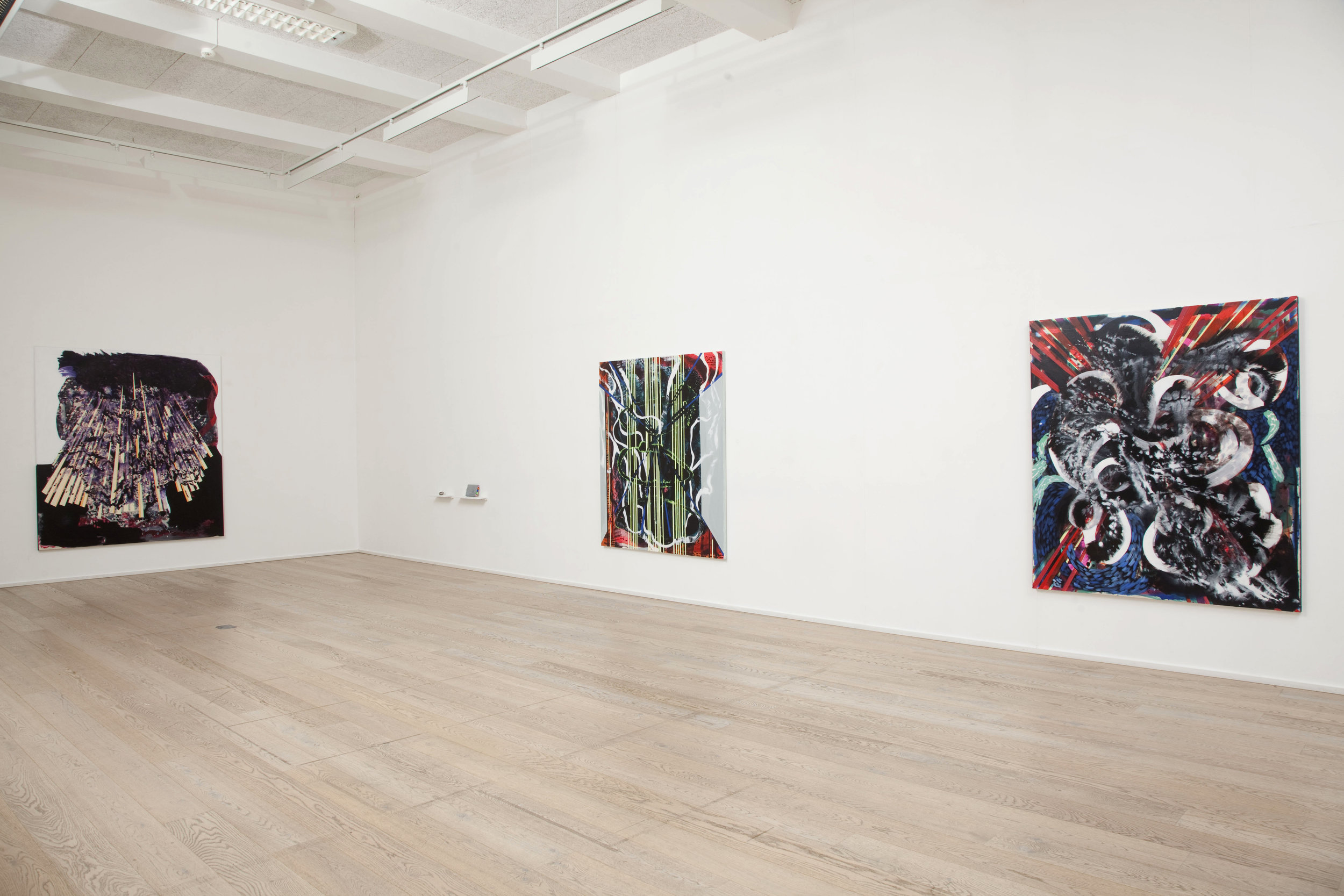 View from the exhibition / A Guiding Principle/ Galleri Semmingsen