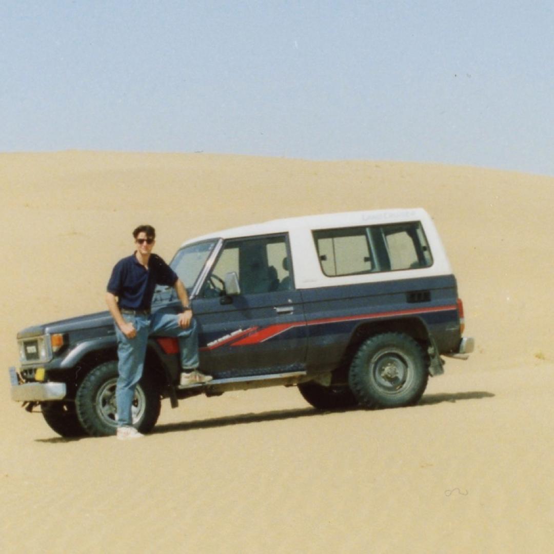 Richard in 1992
