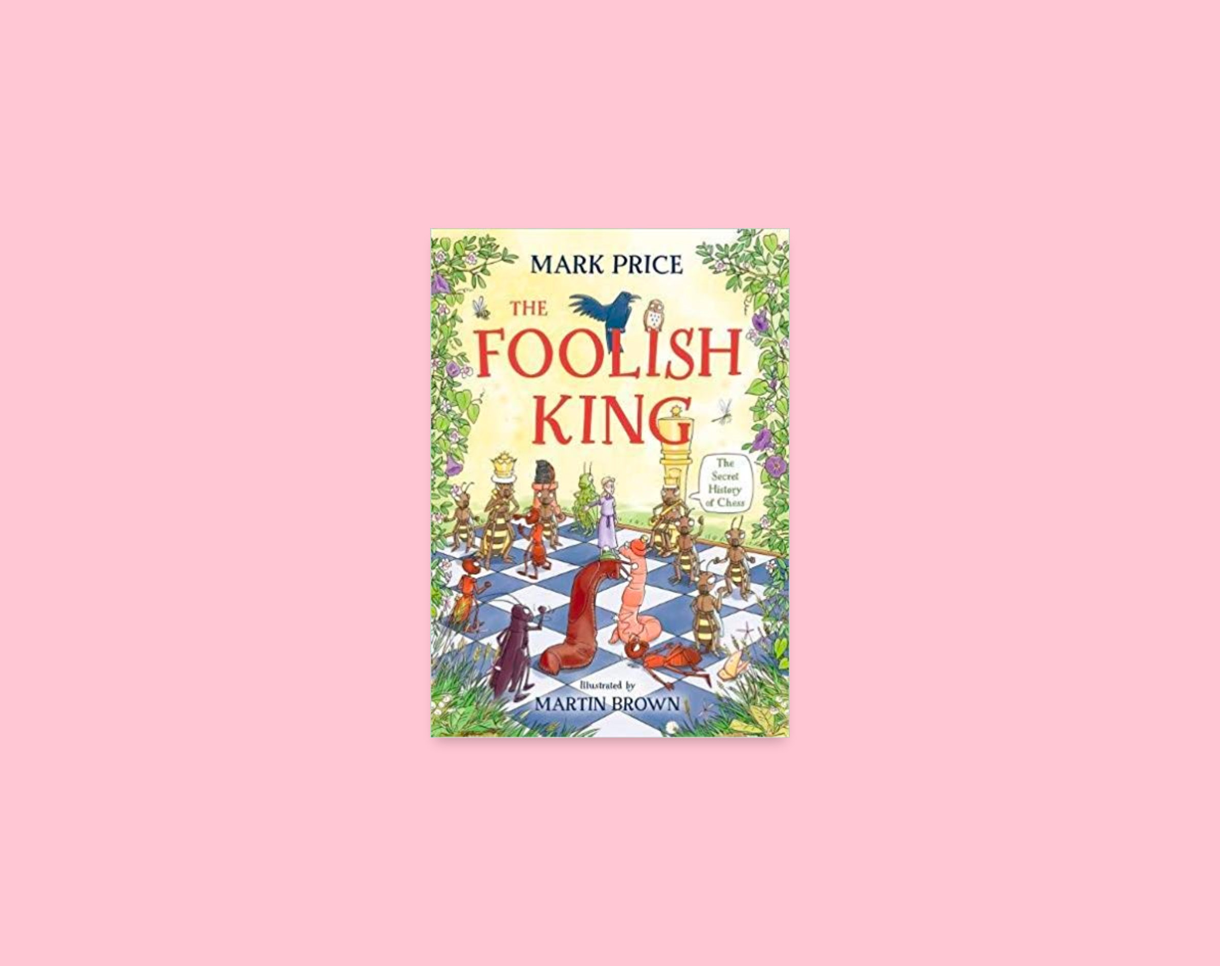 The Foolish king book