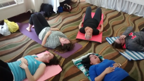 Laughter Yogafor healthand Happiness -