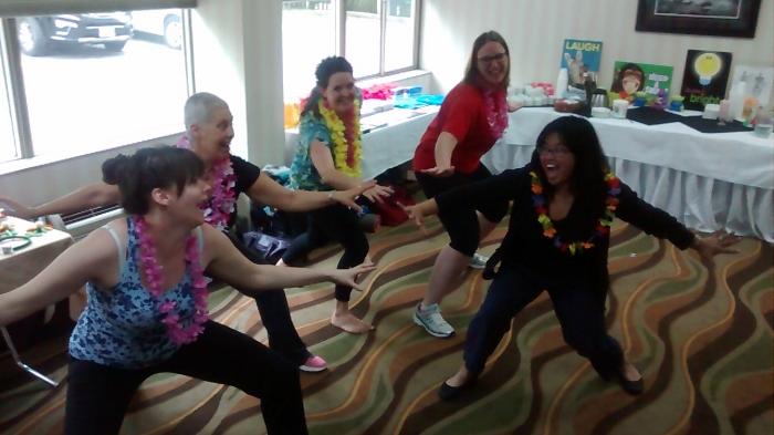 London Ontario Laughter Yoga