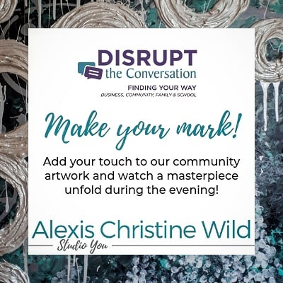 TONIGHT! Forest City Community Church, 530 to 900... and free! 😉 . . . . #lndontevents #londonontario #disrupttheconversation #groupart #communityartwork #artistlife #lndont