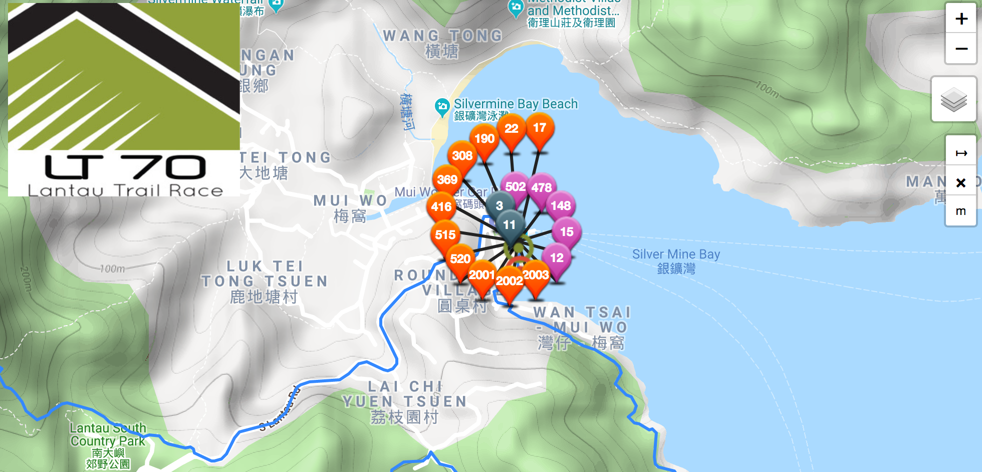 lantau-70-2018-live-tracking