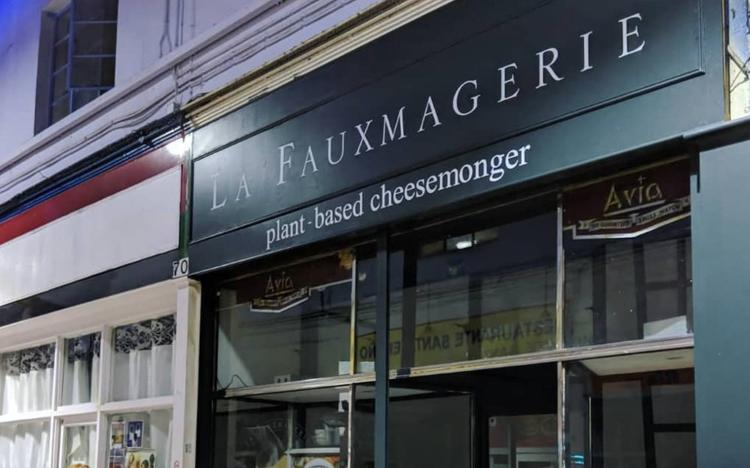 La Fauxmagerie - cheesy heaven for vegans