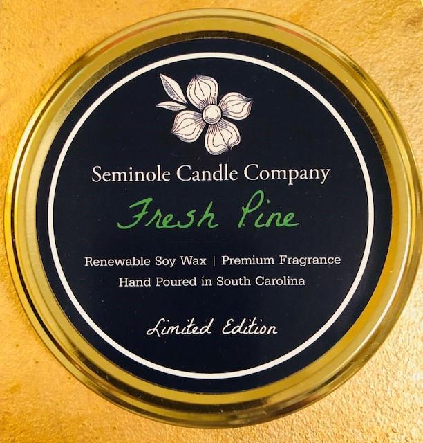 Seminole Candle_Fresh Pine_in store.jpg