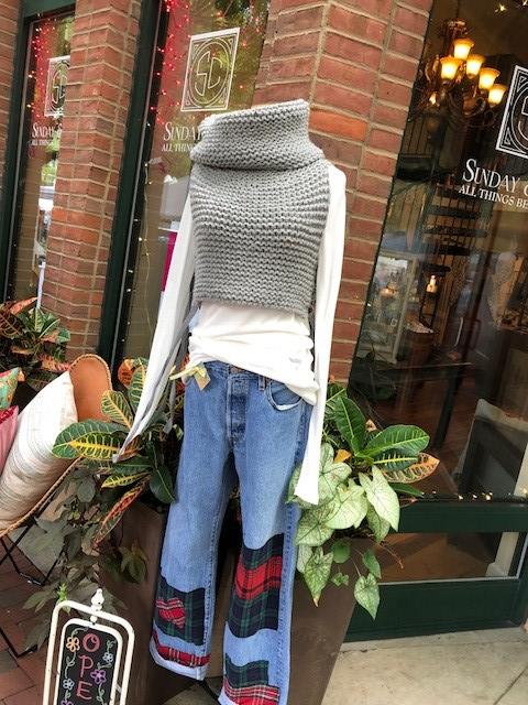 celapiu vest with reclaimed jeans.jpg