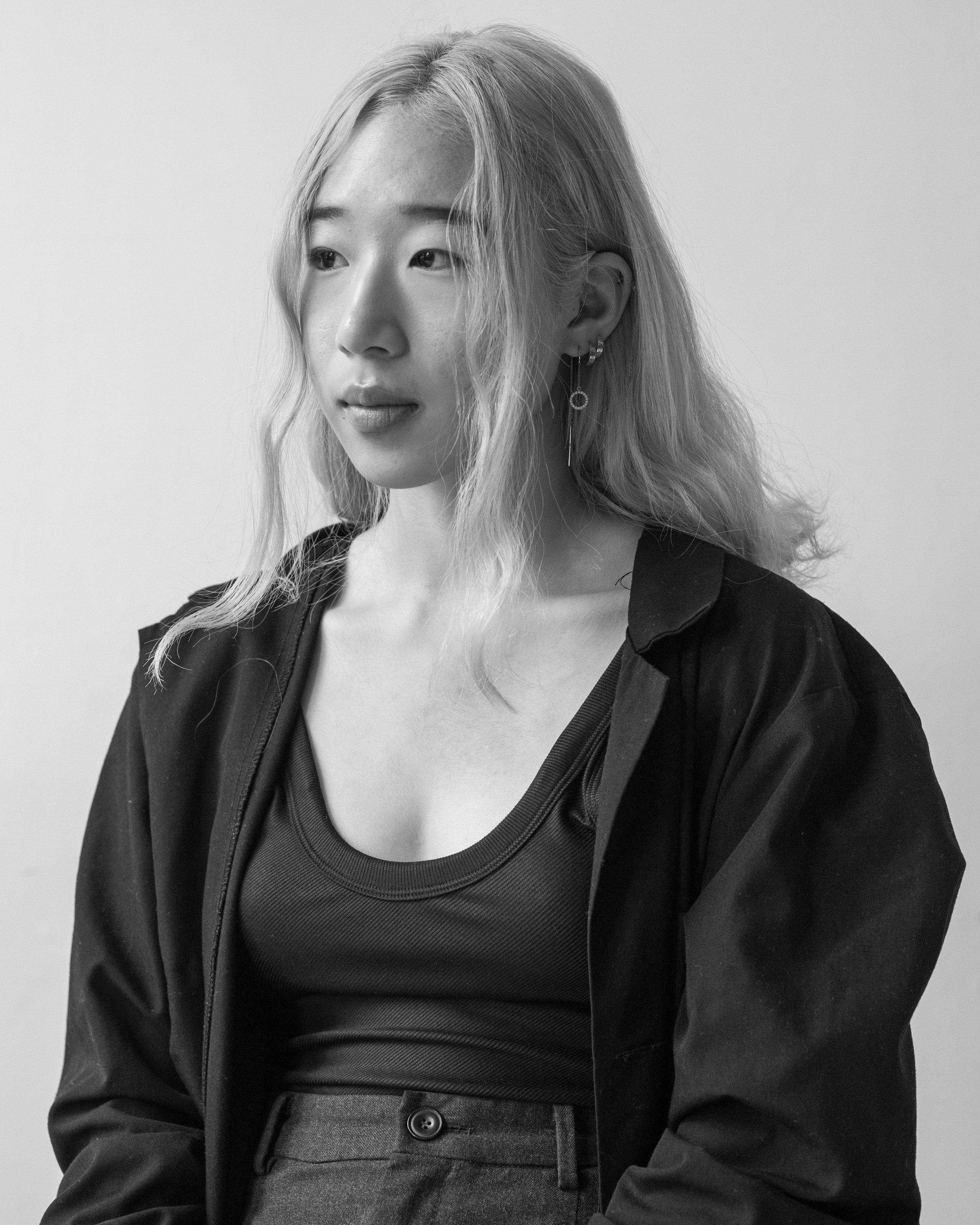 Parsons School of Design Graduate  Yeojjoun - Donna Youn