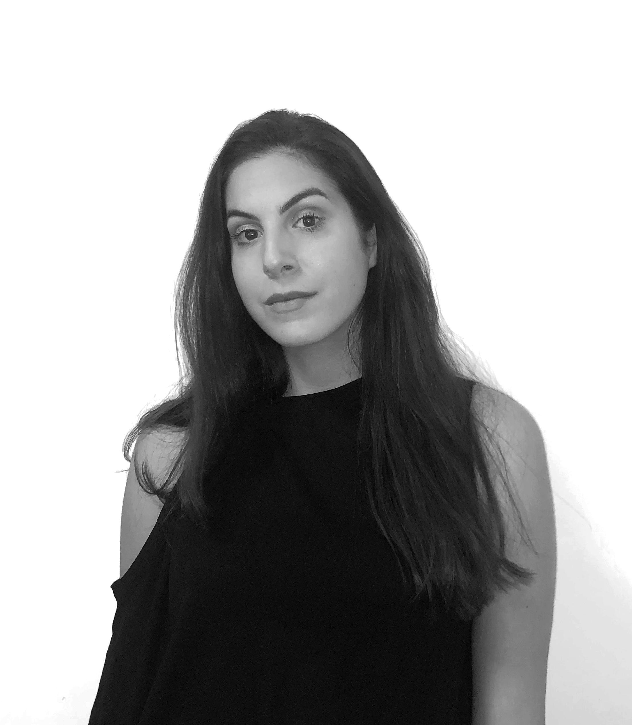 Parsons School of Design Graduate  Nour Sassine