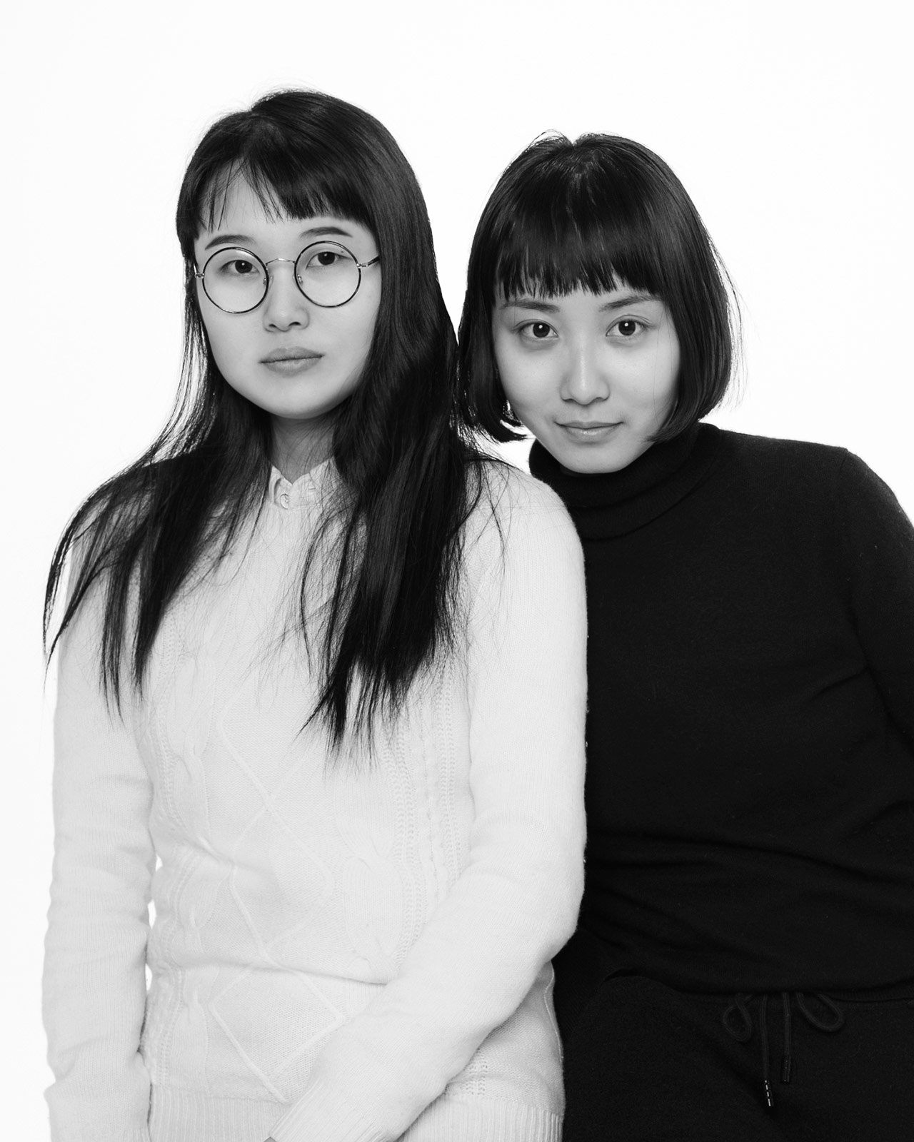 "Parsons School of Design Graduate   Yuner Shao and ""Stef"" Puzhen Zhou"