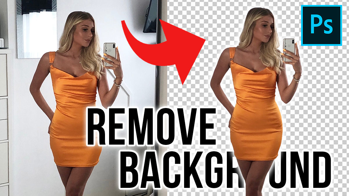 Remove Backgrounds Using The Quick Selection Tool | Adobe Photoshop
