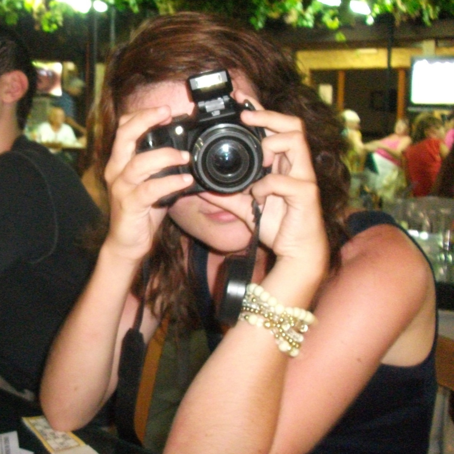 My fake DSLR camera before I bought my big girl one!
