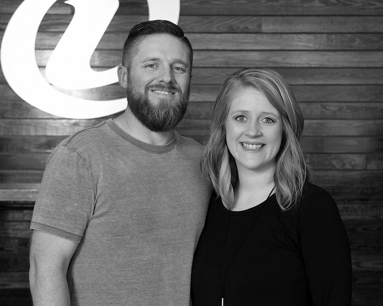 Pastor Chris & Courtnie Betzhold - CHILDREN'S PASTORChris and his wife, Courtnie, have two daughters, Landrie & Sadie. He oversees our Children's Ministries for ages 0 to 11. He has served on our leadership team for six years.