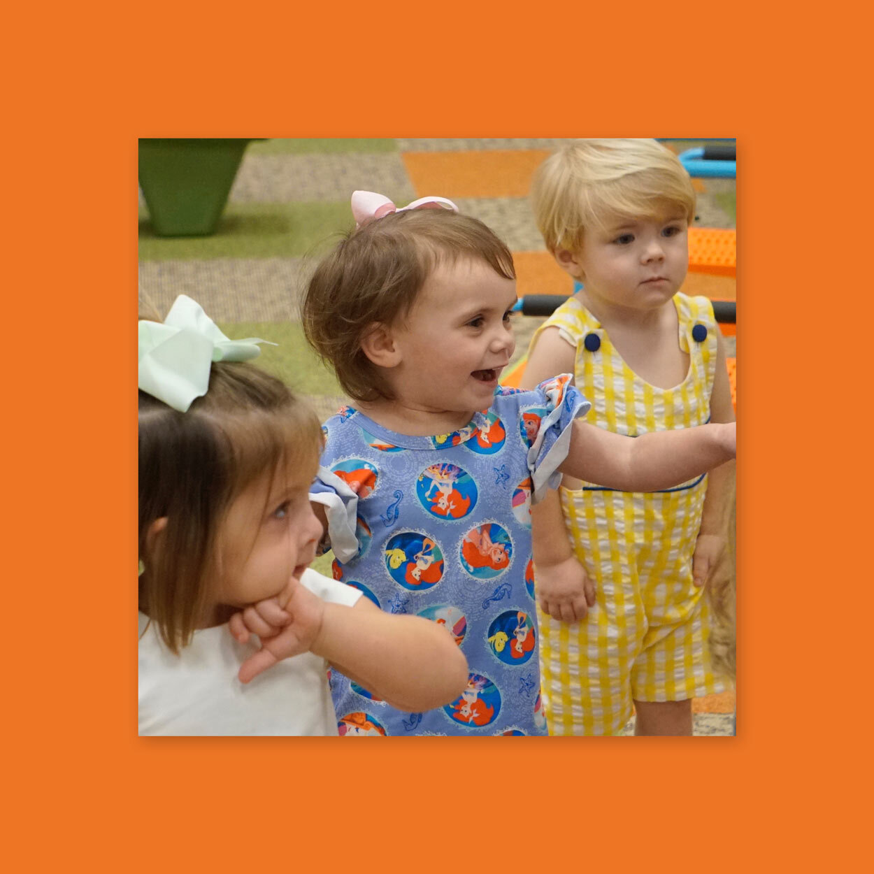 Toddler - 2 - 3 YRSDC Kids Toddler is a place to discover who God is through age appropriate Bible stories, activities, worship, and prayer. As our team ministers to your child, we pray for them to experience God and make a difference throughout their life.