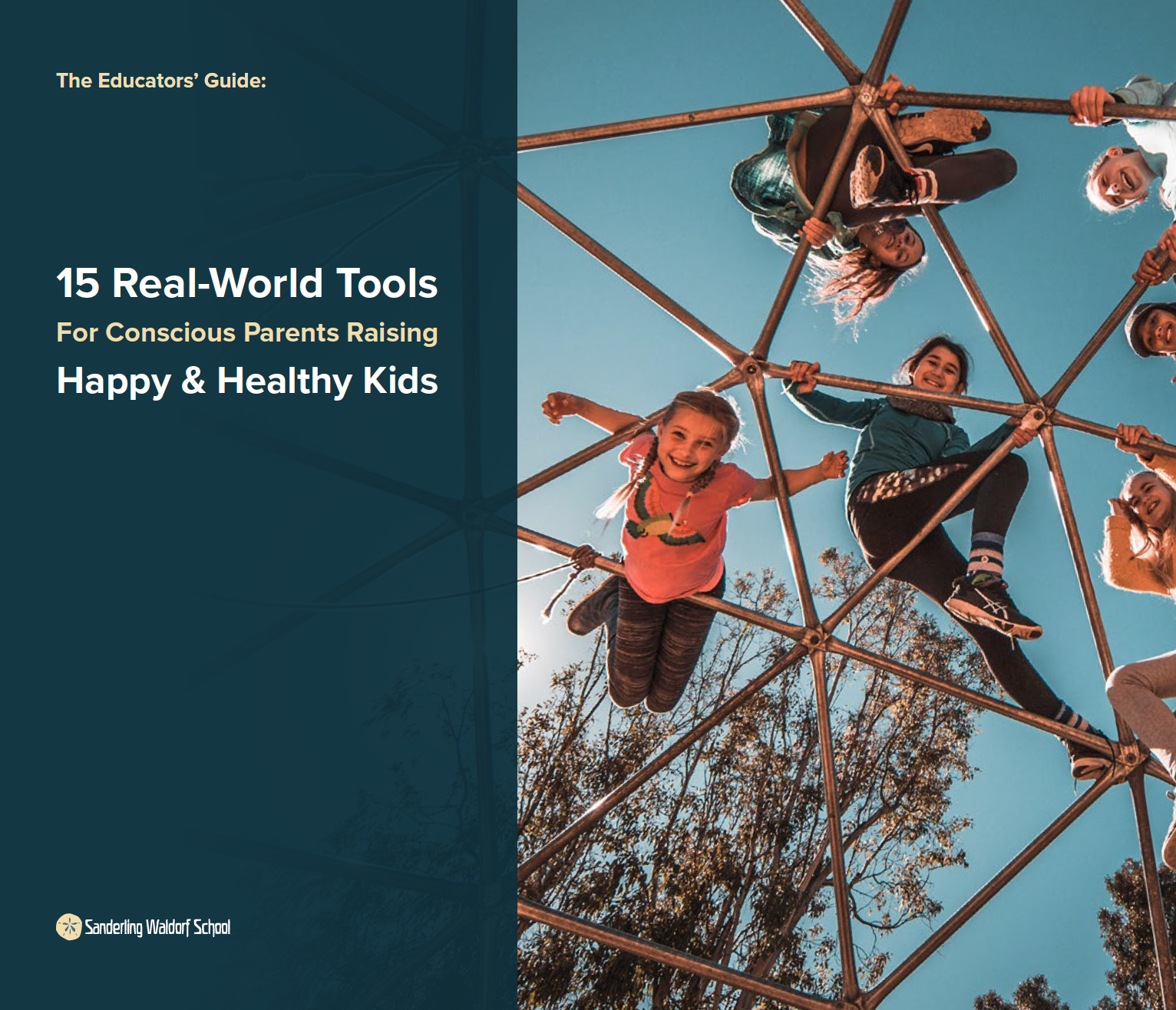 15 Real-world tools - In today's fast-paced world, it's not always easy to raise our children in ways that help them become strong leaders, embody great values, maintain healthy attitudes and bodies, and learn skill sets that will empower them for life.This guide is thoughtfully designed to inspire and offer ideas for how to raise kids that enjoy their school life, their home life and get the most of their time as kids!Please read on for some great tips on how to inspire your child's creativity at home, stay healthy in the digital age, and develop essential skills for their daily life. — The community at Sanderling