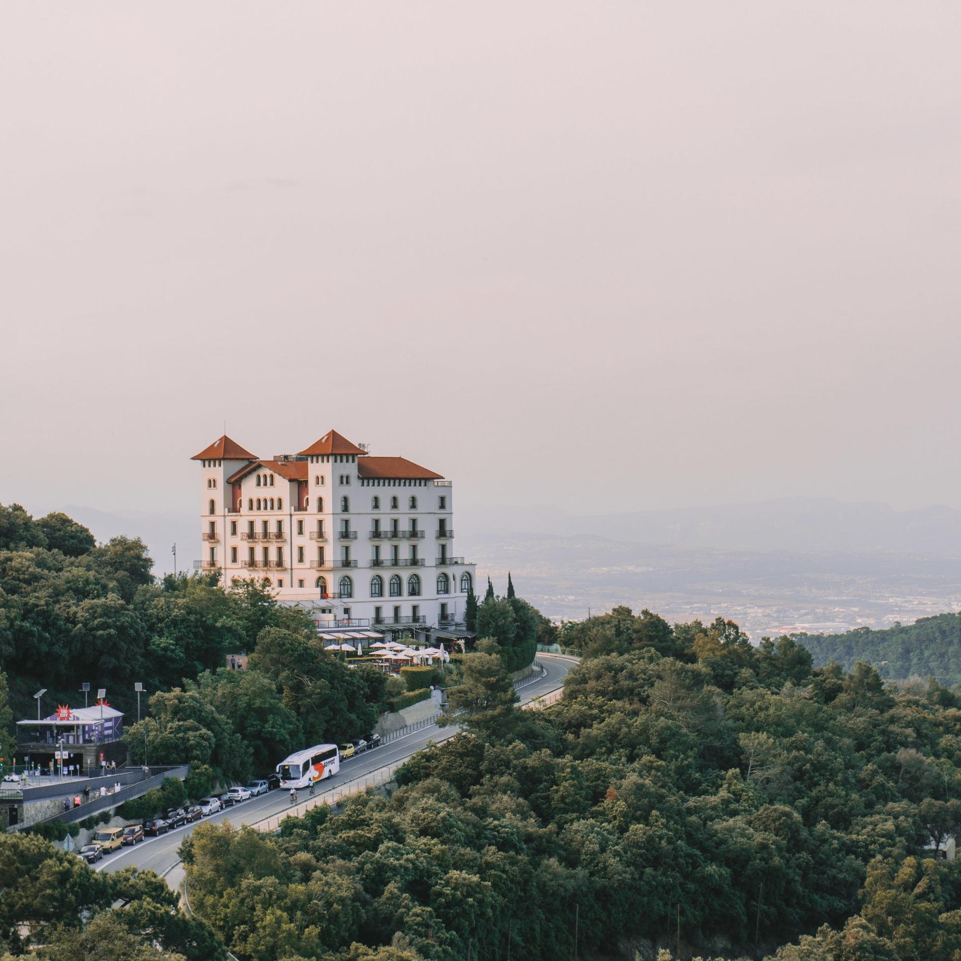 Gran Hotel La Florida in Barcelona, Spain