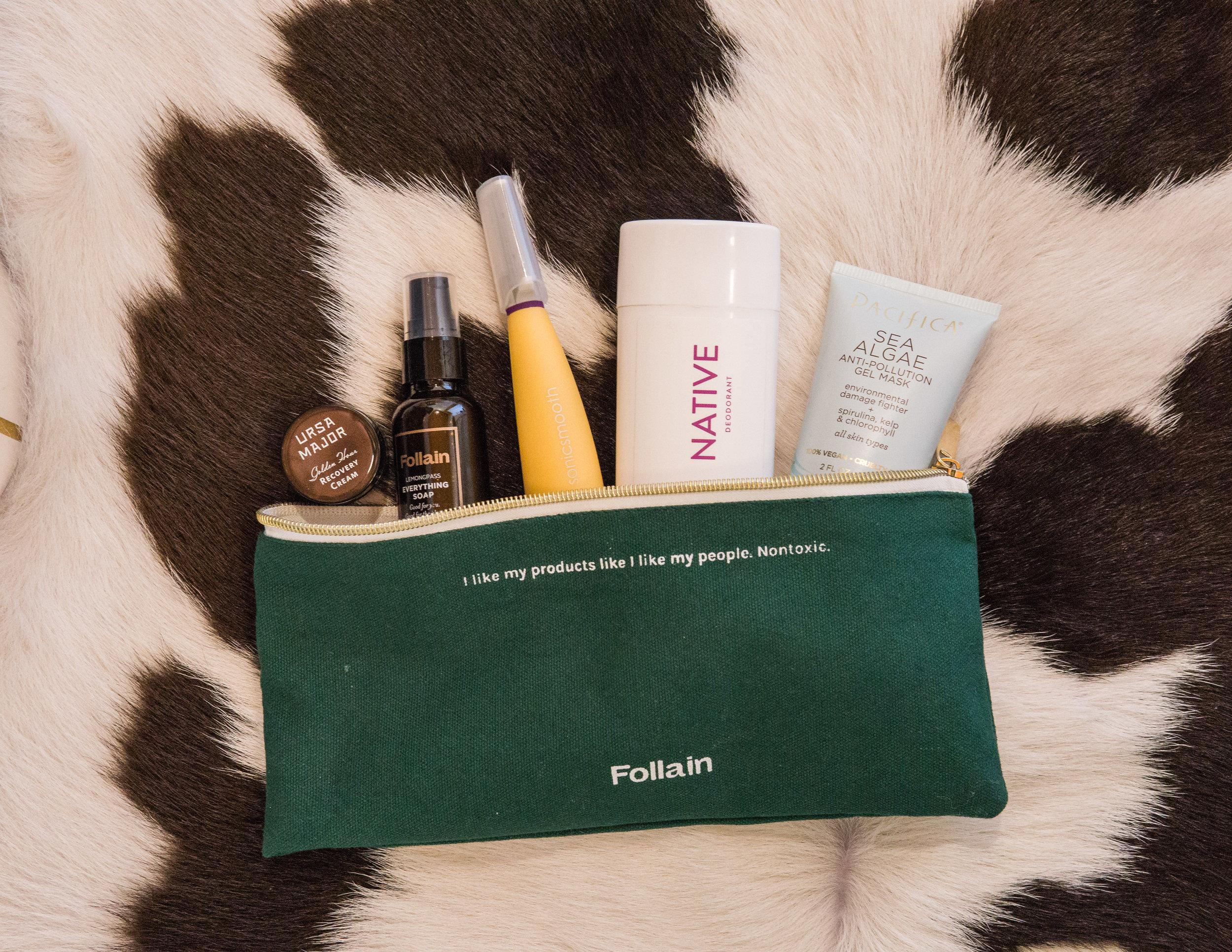 Follain Clean Beauty Guide