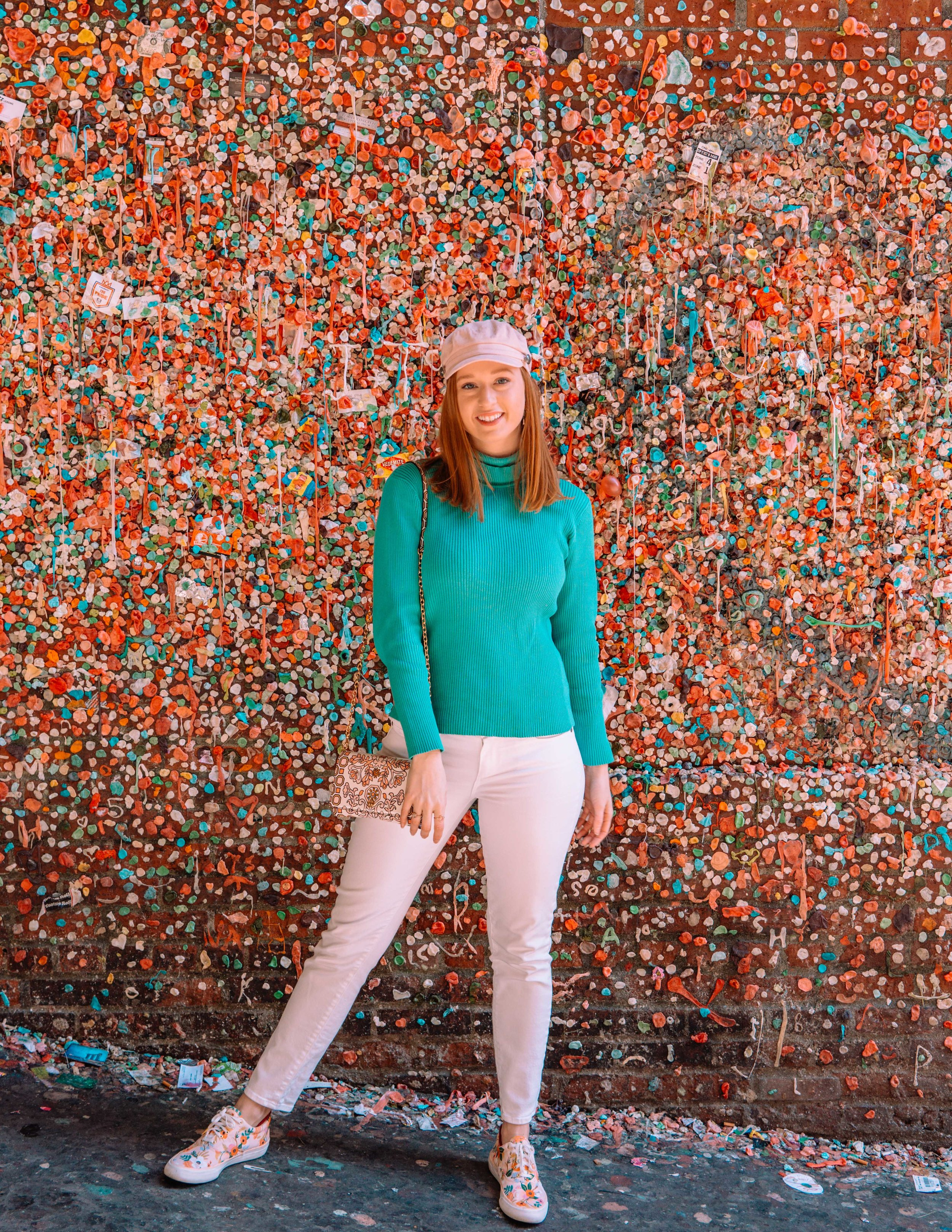 Gum Wall in Pike Place Market