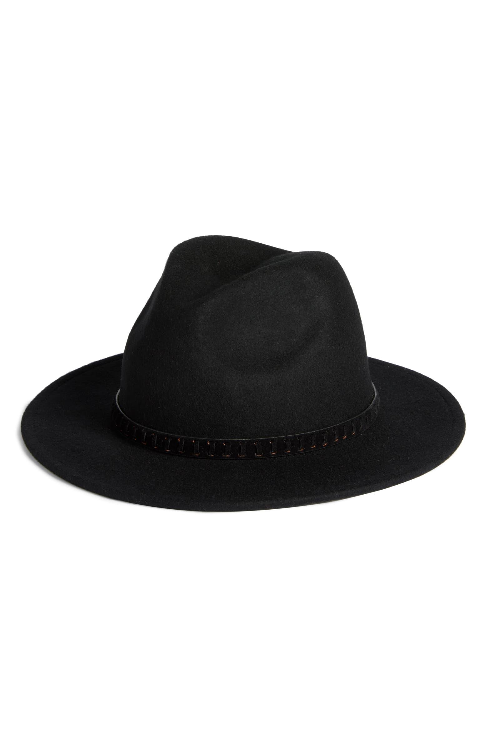 Nordstrom Hat Fall Capsule Wardrobe