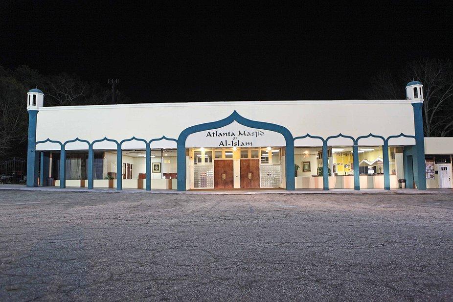 Atlanta Masjid image from google