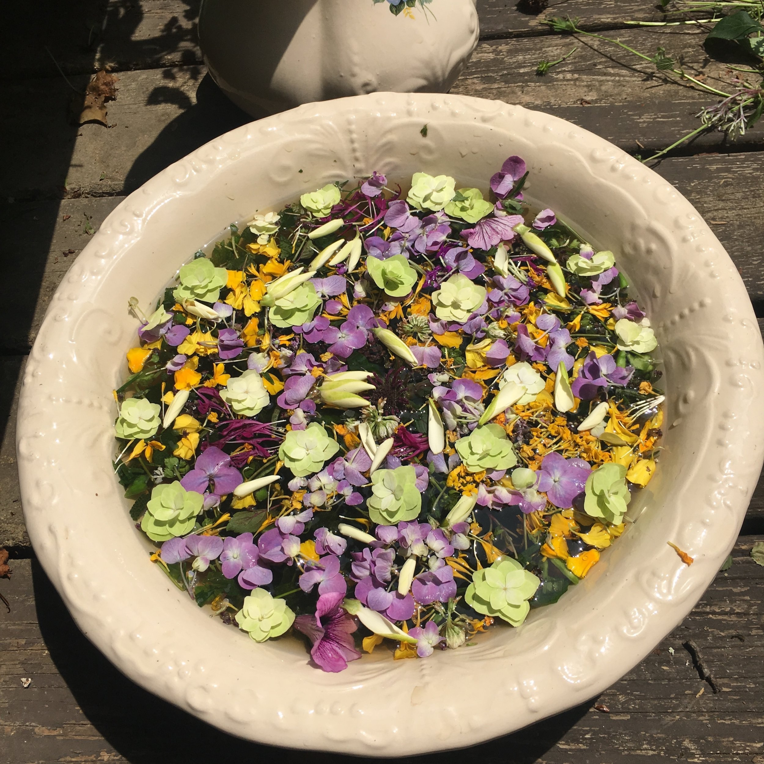 Herb & Flower Bath 2019