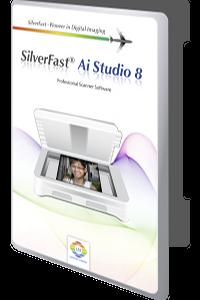 SilverFast Ai Studio 8 - Versión Profesionales