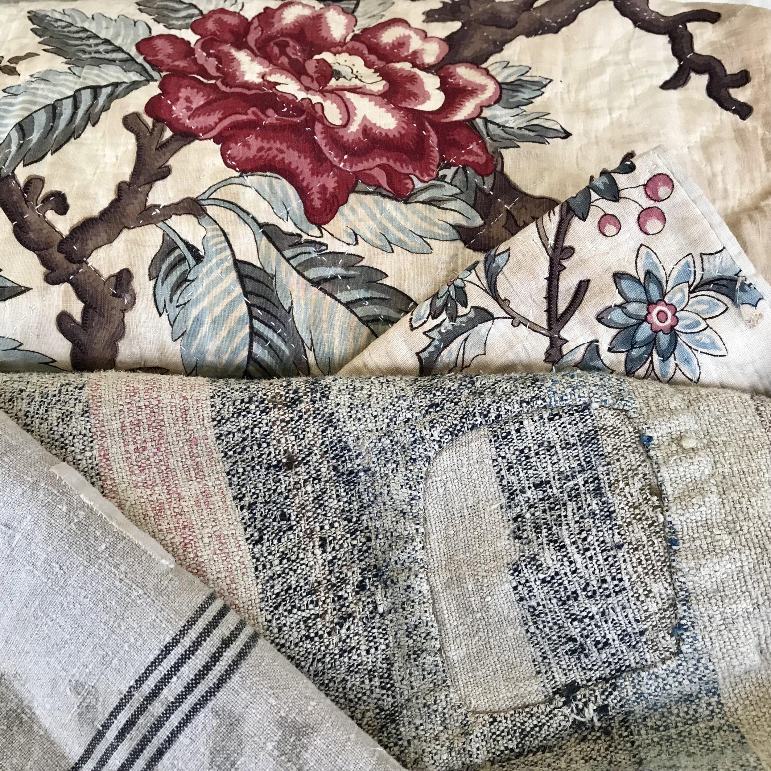 Brimfield Textile Show