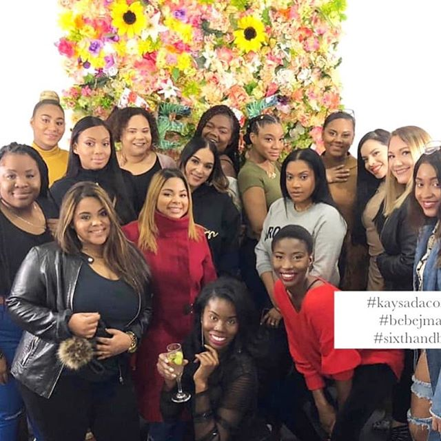 Learn & Sip Makeup Tips Tour #squad  #internationalwomensday
