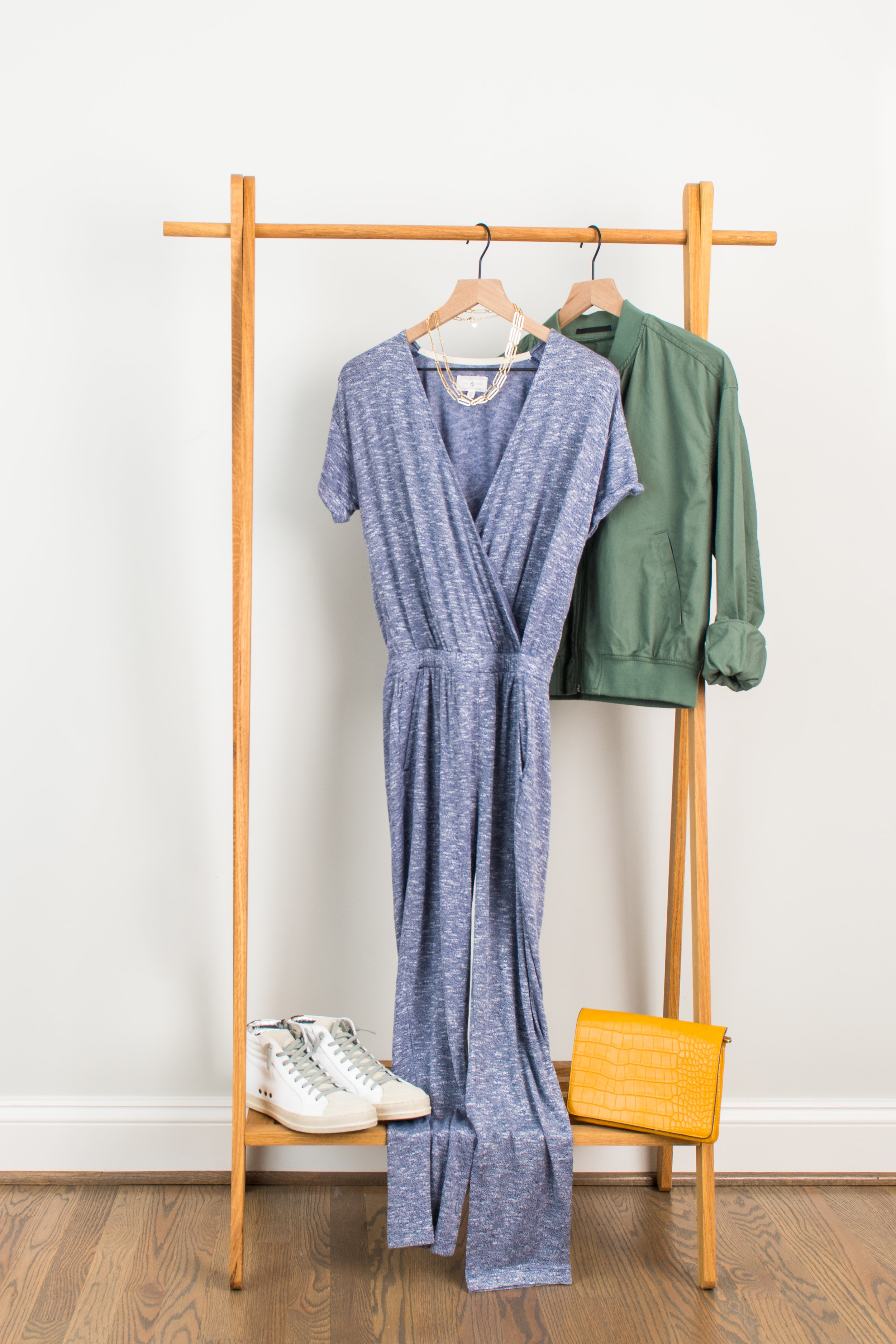 Feels Like PJ's - Wear to: Running Errands or movie outJumpsuit: 1 // 2 // 3Bomber Jacket: 1 // 2 // 3Sneakers: 1 // 2 // 3Jewelry: 1 // 2 // 3Bag : 1 // 2 // 3