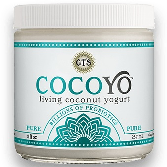 GT's Pure CocoYo Coconut Yogurt