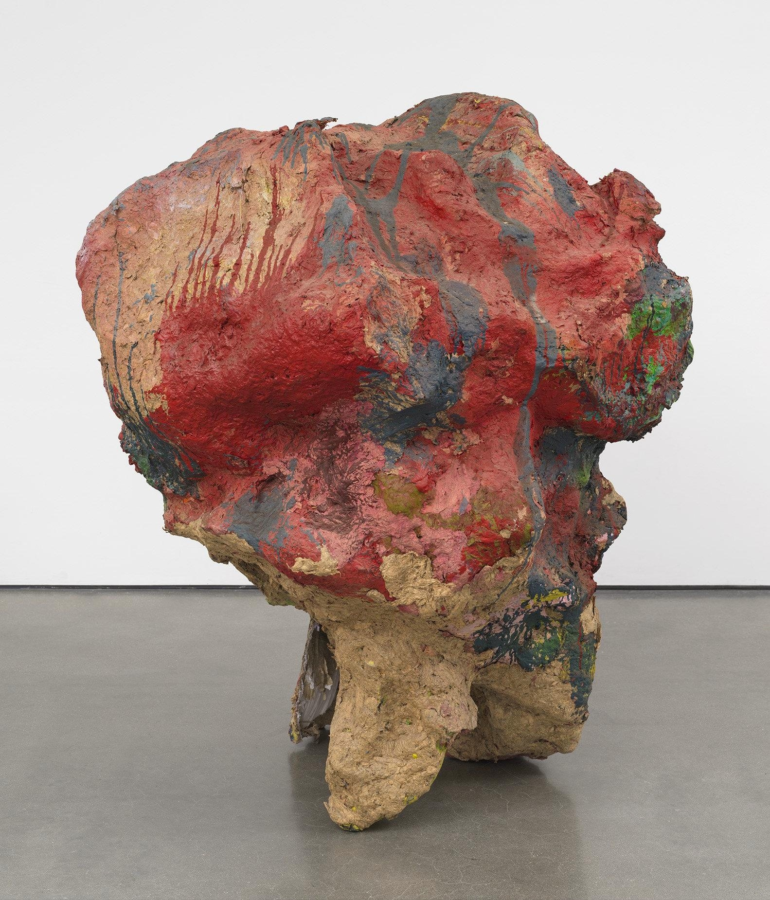 Last Chance: Franz West's 'Sisyphos Sculptures' At Gagosian