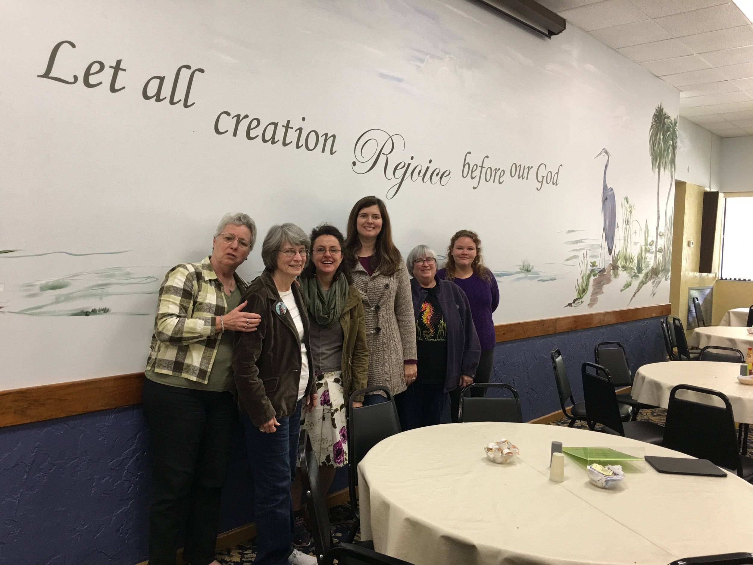 Creation Care Task Force for the Florida Conference
