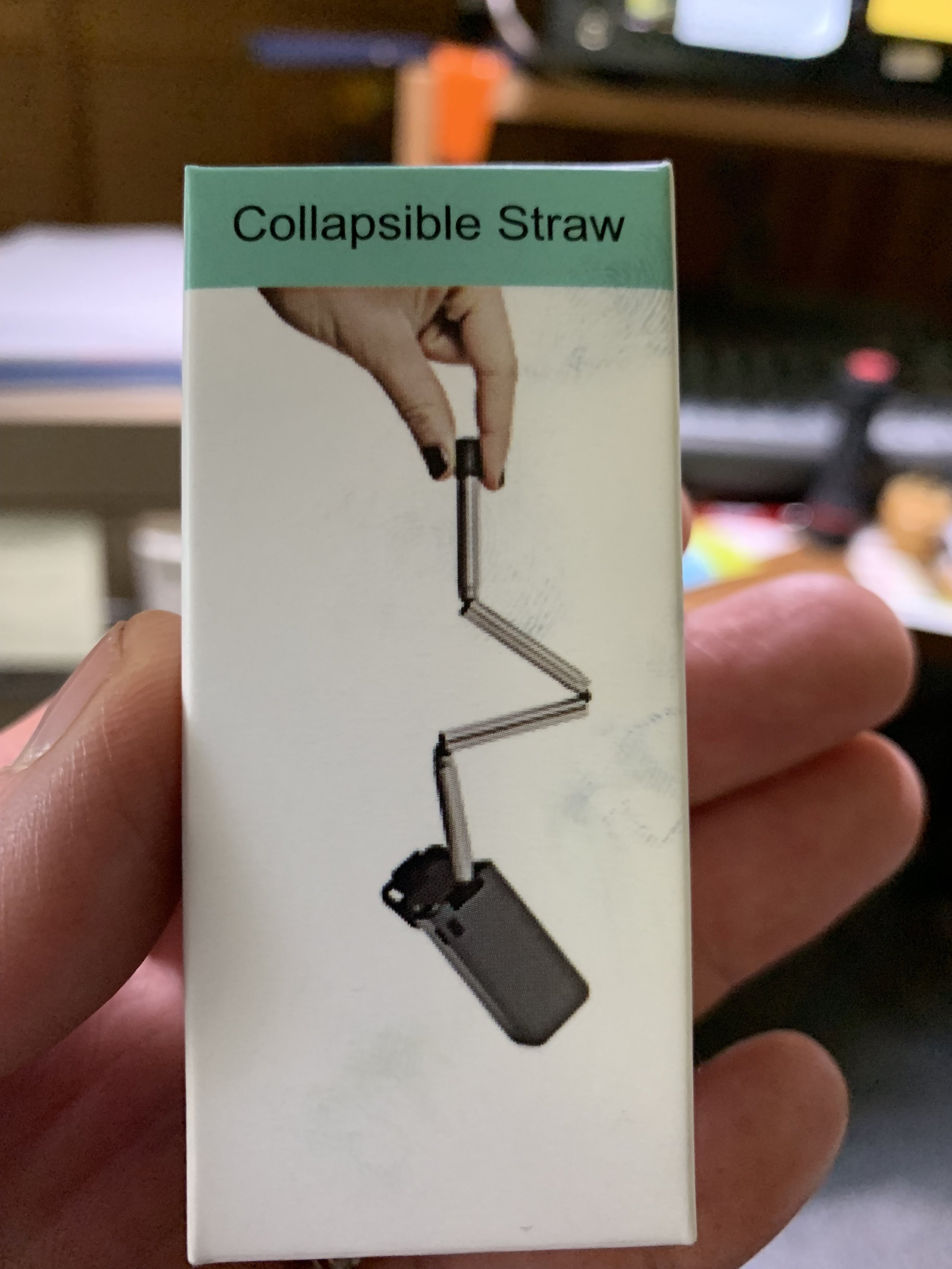 Here's the box my straw came in.