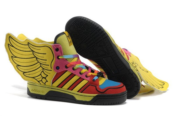 Jeremy Scott Wings, Adidas