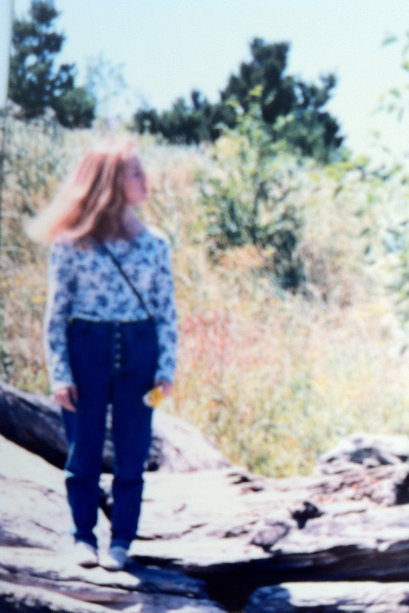 1989 :) Check out them jeans.