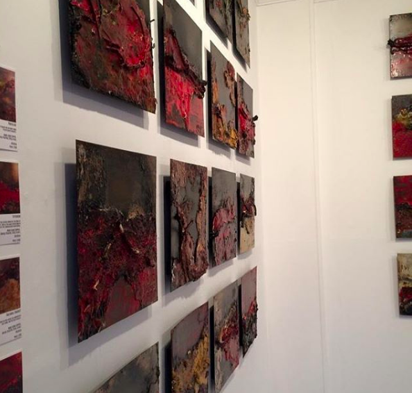 Exhibition at Curious Duke Gallery