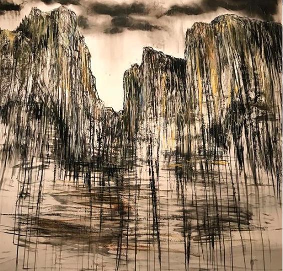 Liz Atkin Pouring Mountains.png