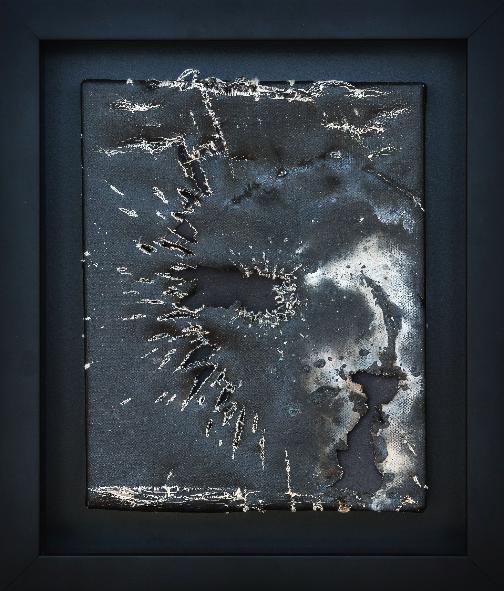 Explosion, by Lauren Baker, e