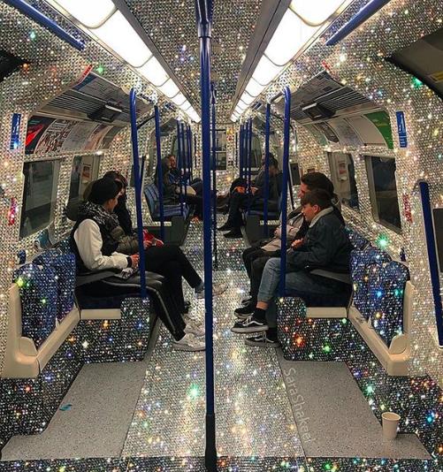 Sara Shakeel Curators Salon London subway.png