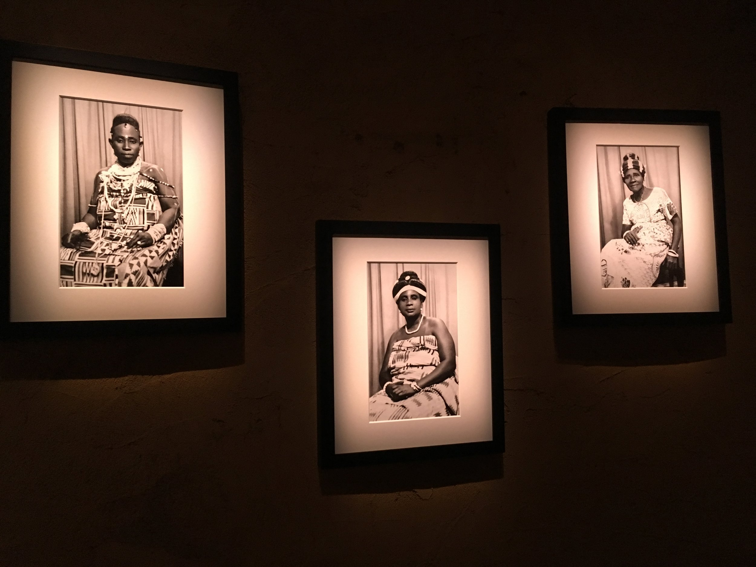 Felicia Abban at the Ghana Pavilion, Venice Biennale 2019