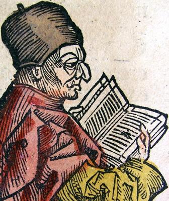 Copy of Venerable Bede (672-735)