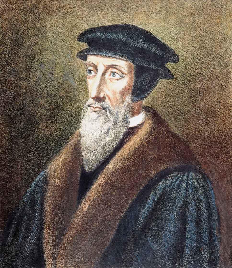 Copy of John Calvin (1509-1564)
