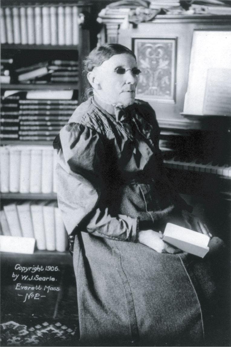 Copy of Fanny Crosby (1820-1915)