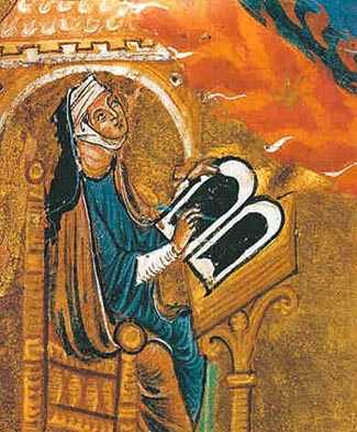 Copy of Hildegard of Bingen (1098-1179)
