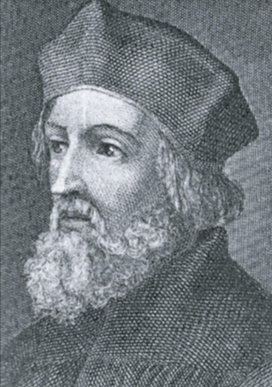 Copy of Jan Hus (1369-1415)