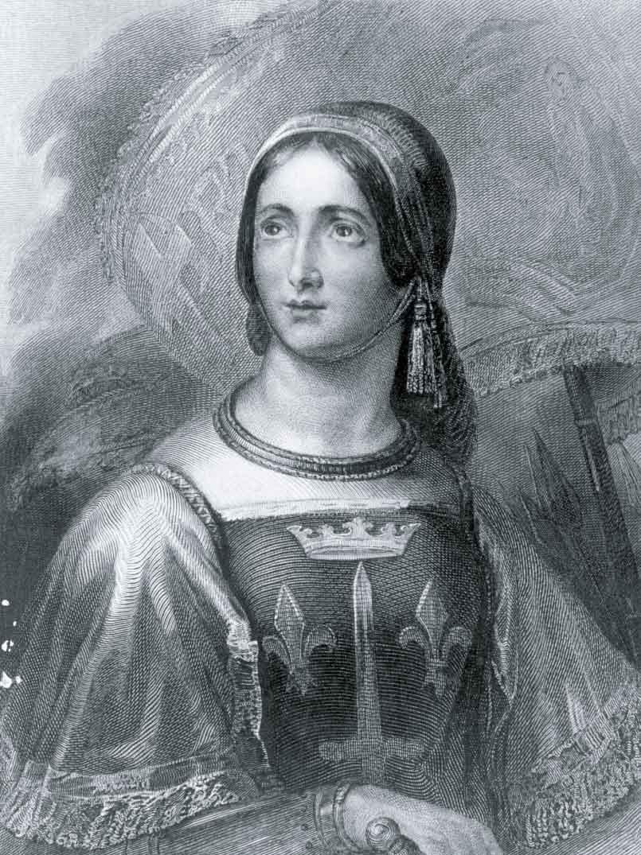 Copy of Joan of Arc (1412-1431)